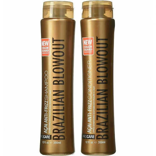 Brazilian Blowout Shampoo & Conditioner Set