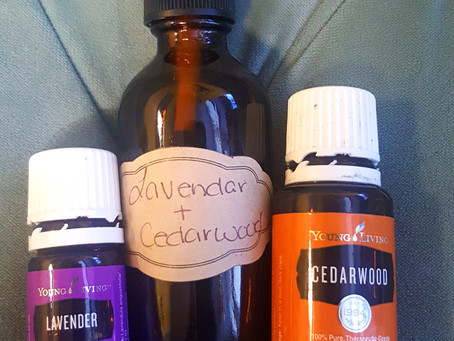DIY-Shaving Cream-Cutting Lotion made with Essential Oils