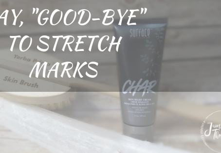 How to reduce stretch marks with dry brushing