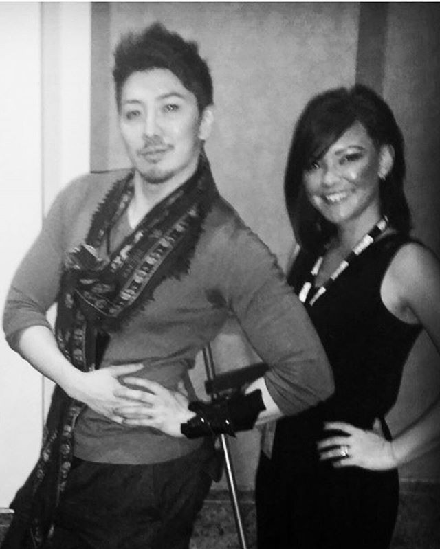 Guy Tang and Jammie Thompson, Hair Stylist in Jacksonville, FL