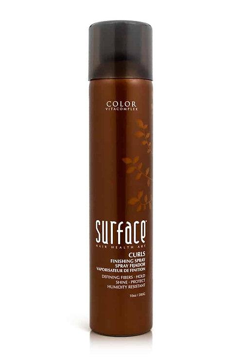 Surface Curls Finishing Spray