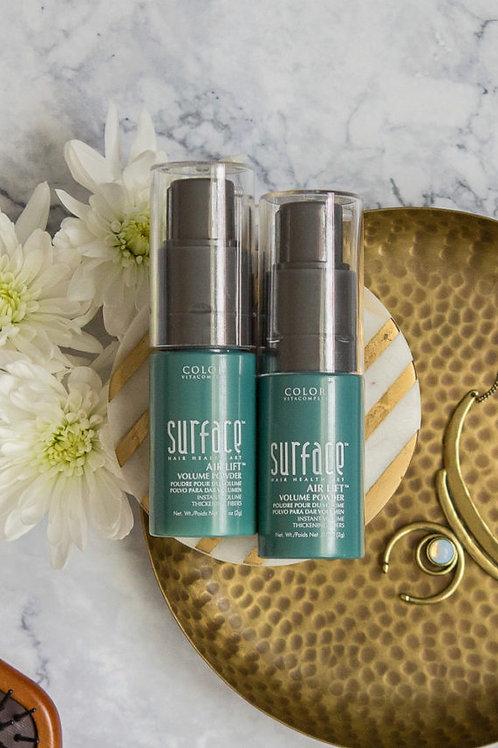 Surface Air Lift Volume Powder