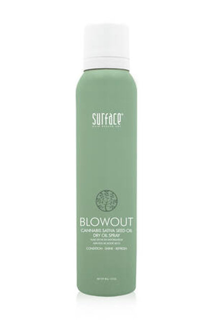 Surface Blowout Dry Oil Spray