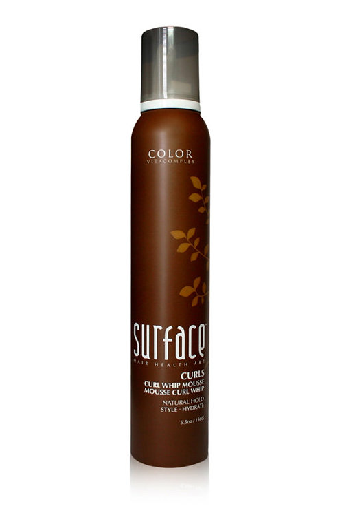 Surface Curls Whip Mousse