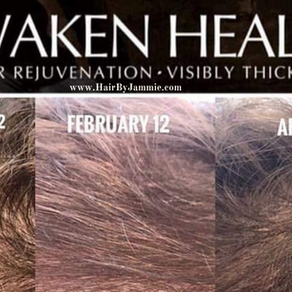When was the last time you exfoliated your scalp?