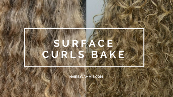 Curls bake treatment
