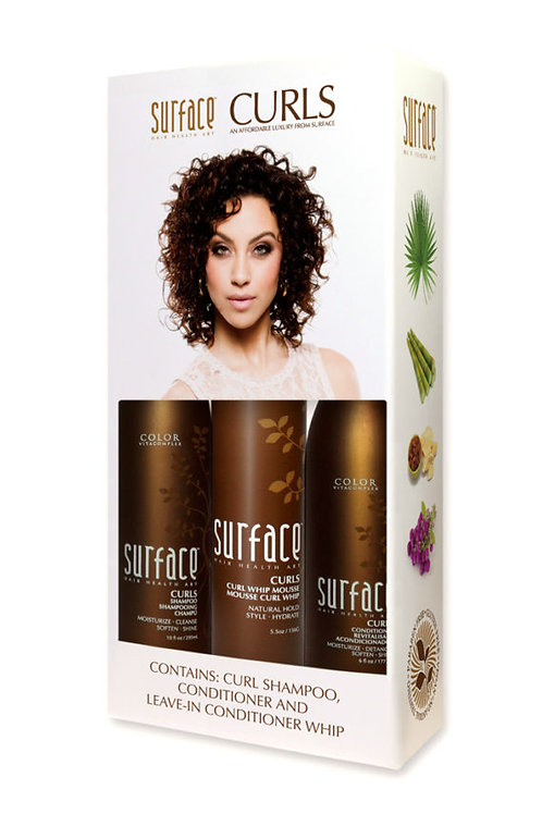 Surface Curls Trio Box Set