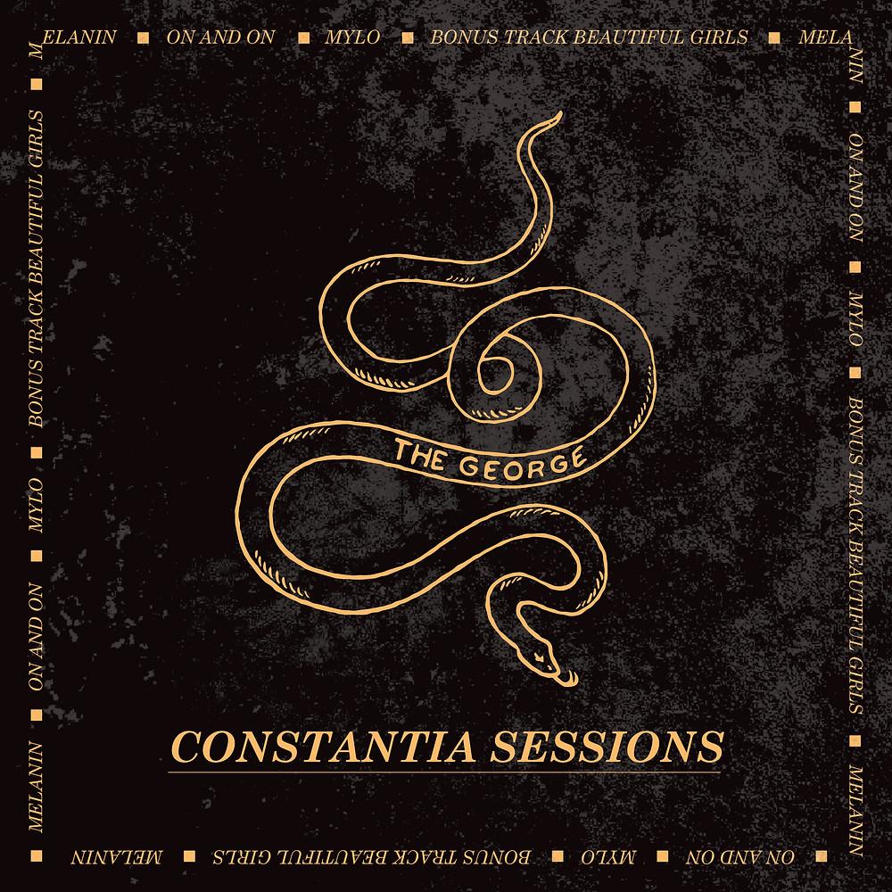 The George Constantia Sessions Album Art