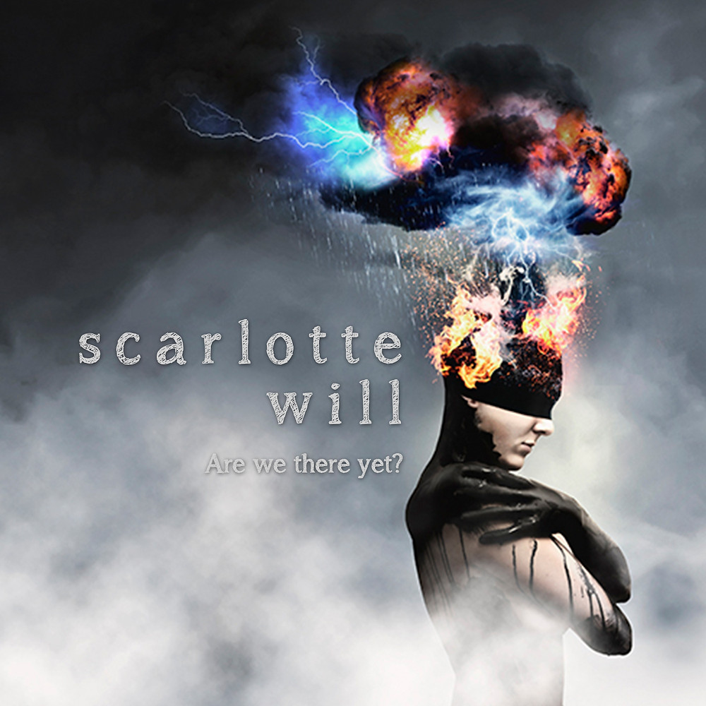 Scarlotte Will 'Are We There Yet?' Album Art