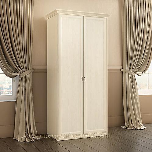 Шкаф 2-дверный Екатерина крем