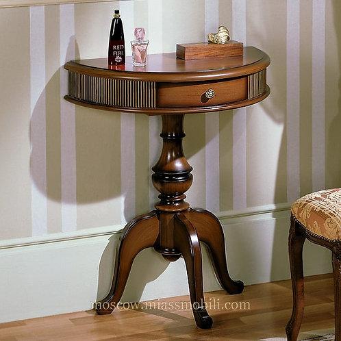 Стол консольный для прихожей Джоконда орех