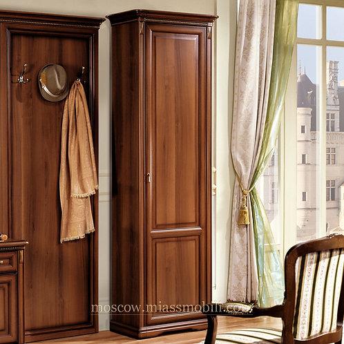Шкаф однодверный для прихожей (правый) Джоконда орех