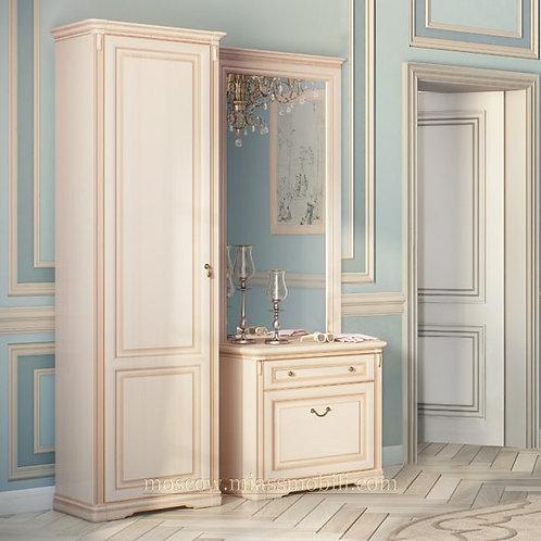 Шкаф однодверный для прихожей (левый)