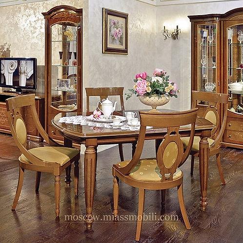 Стол обеденный малый Флориана орех