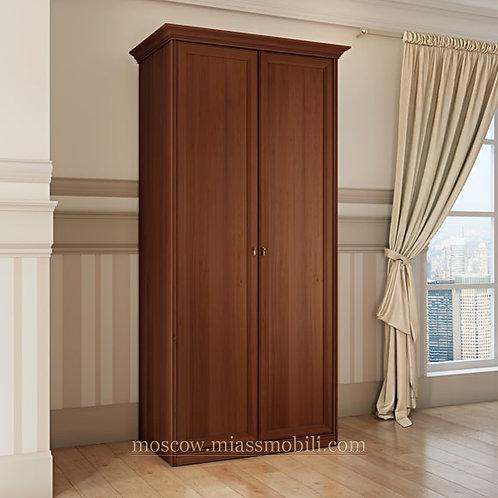 Шкаф 2-дверный Екатерина орех