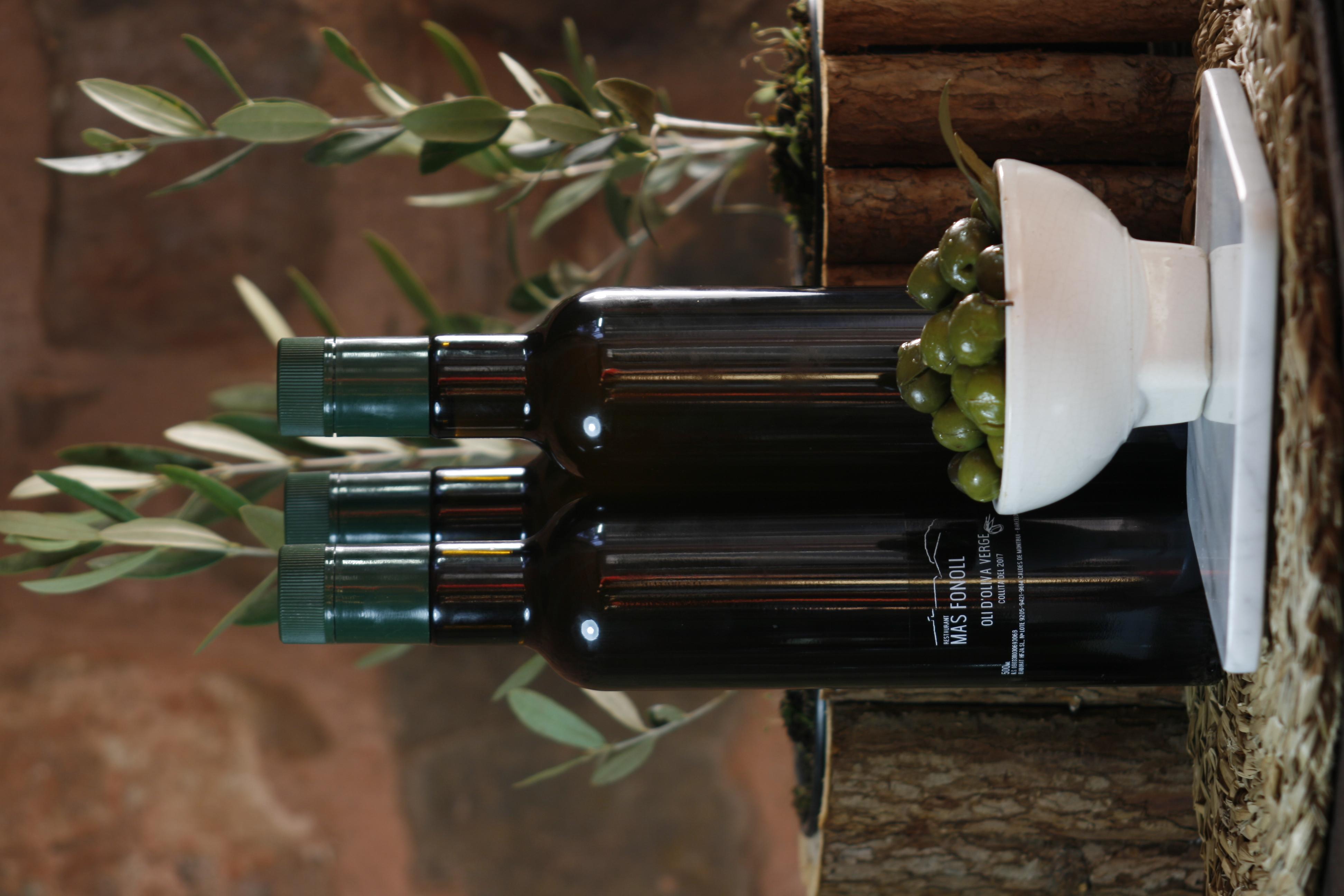 El nostre oli d'oliva