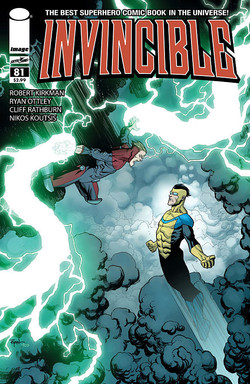 INVINCIBLE by IMAGE COMICS