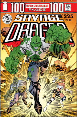 SAVAGE DRAGON by IMAGE COMICS