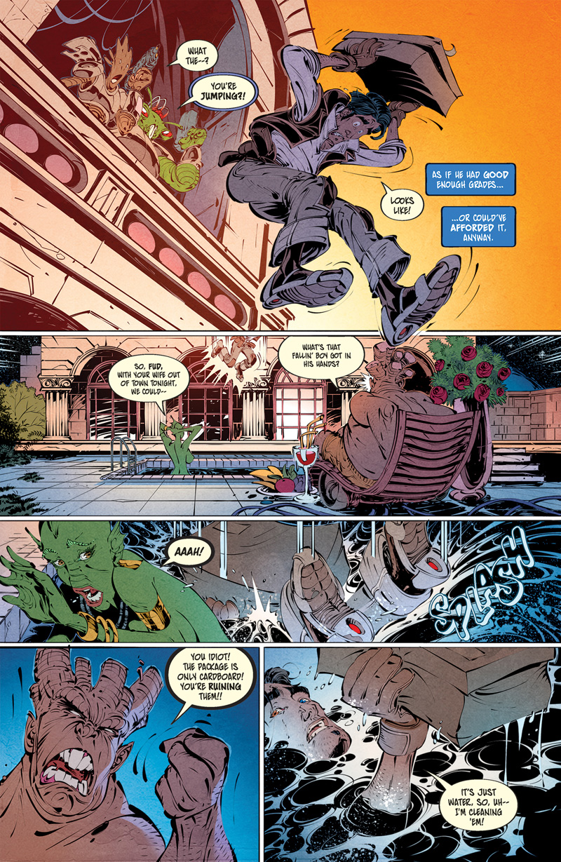 Errand Boys by Image Comics Preview