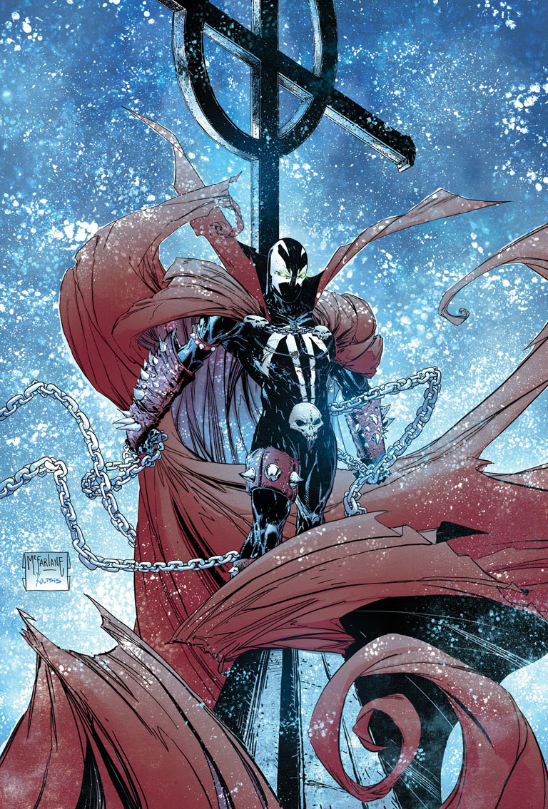SPAWN #286 Cover by IMAGE COMICS