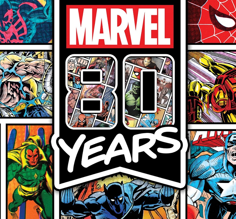 MARVEL 80th ANNIVERSARY