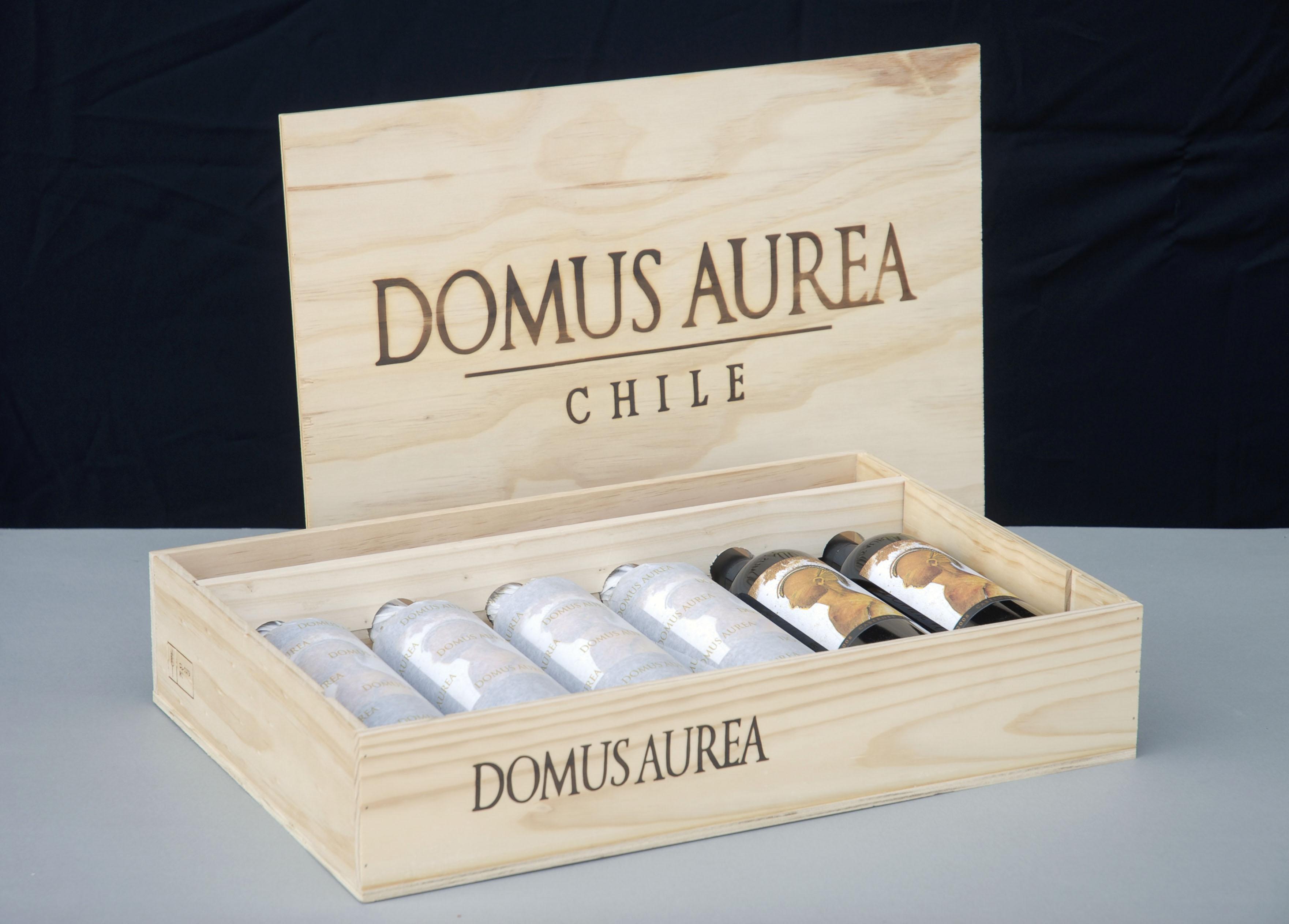 Domus -0,75lt- Wood (open)- 3 bot.