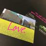 Tuff Turf Postcards - Pink UV spot