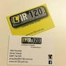 LNR 120 Design of Logo