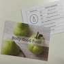 bus-cards for Body Soul