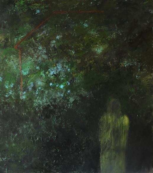 acrylique sur toile - 130 x 113 cm