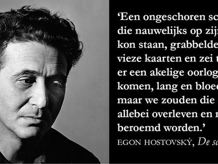 DE SCHUILPLEK van Egon Hostovsky