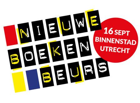 Nieuwe Boekenbeurs 16 september Binnenstad  Utrecht
