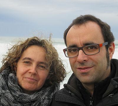 Henrike Olasolo en Cristina Richarte