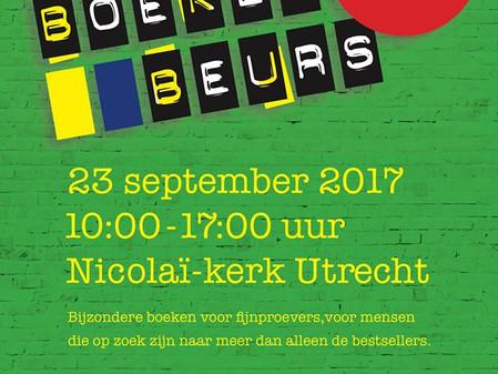 Nieuwe Boekenbeurs Nicolaïkerk Utrecht