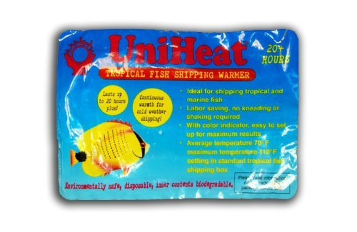 Uniheat 20 Hour Heat Pack - 100 PACK