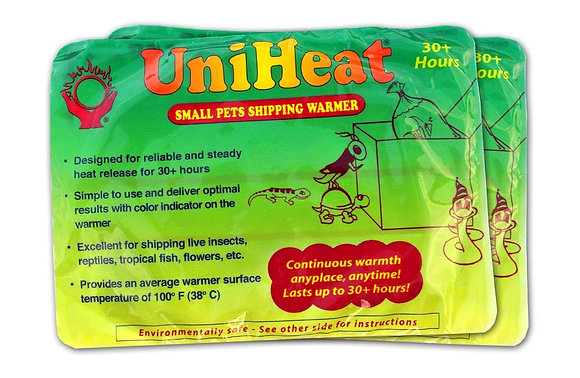Uniheat 30 Hour Heat Pack - 100 PACK