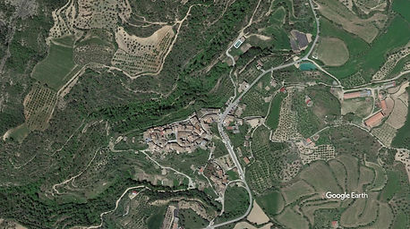 Video Colungo Google Earth