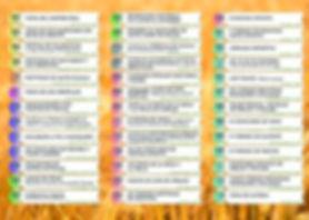 folleto actividades COLUNGO 2020
