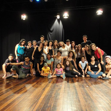 The Applied Theatre Program. Universidad Nacional, Costa Rica
