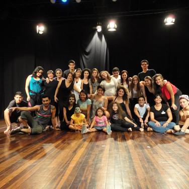 The Applied Theatre Program. Universidad Nacional, Costa Rica