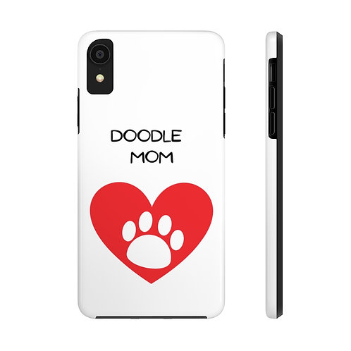 Doodle Mom Phone Case