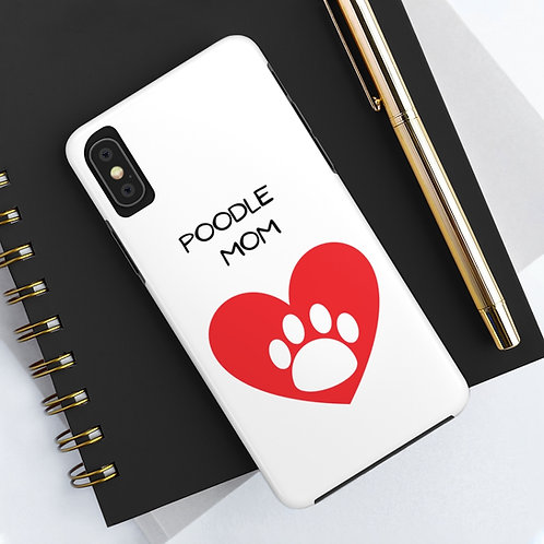Poodle Mom Phone Case