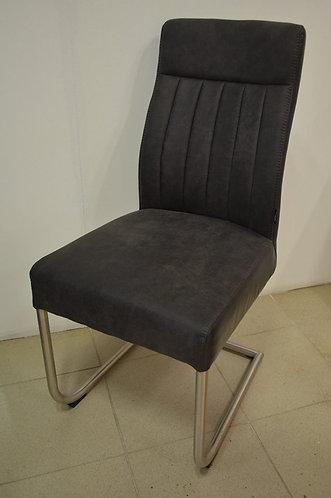 Trpezarijska stolica ''PIA D901 siva''