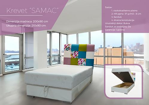 Krevet ''SAMAC''