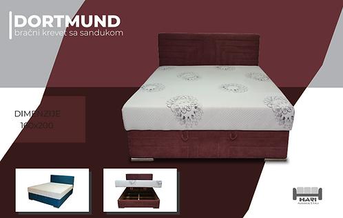 Bračni  krevet '' DORTMUND ''