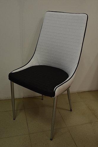 Trpezarijska stolica ''CRNO-BIJELO''