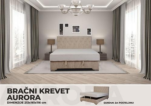 Bračni krevet ''AURORA''