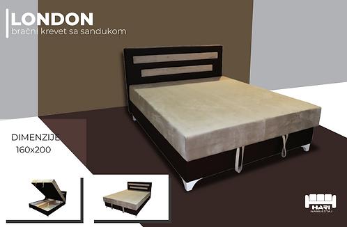 Bračni  krevet '' LONDON''