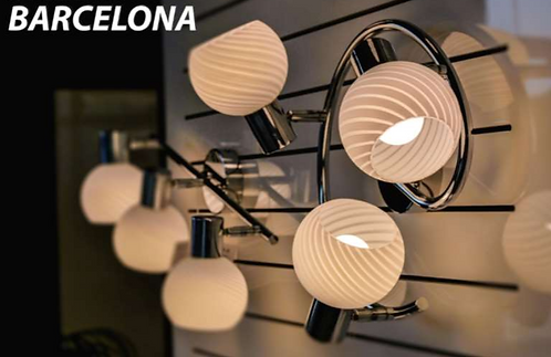 Spot lampa BARCELONA 03