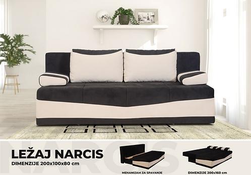 Ležaj ''NARCIS'' 3u1